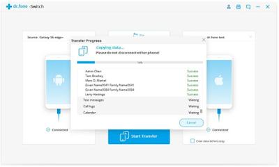 Cara Transfer Data dari Android ke iPhone dengan mudah