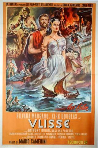 Ulisse [1954] [DVDR] [NTSC] [Subtitulado]