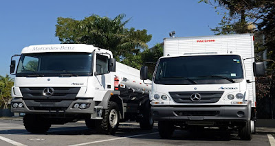 Mercedes-Benz do Brasil estará no salão de Hanover