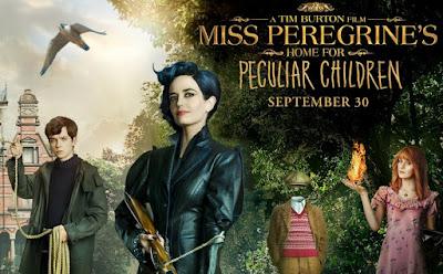 """""""המעון של מיס פרגרין לילדים משונים"""" - ביקורת סרט ללא ספויילרים"""