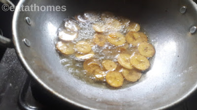 Homemade Banana Chips Recipe