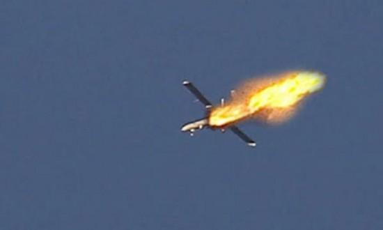 Drone Derribado