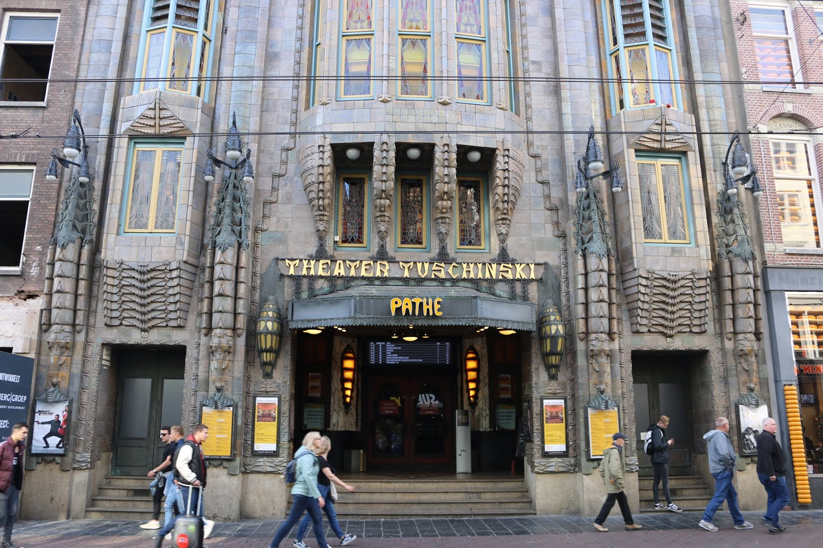 Theater Tuschinski Amsterdam