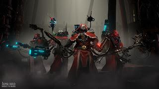 Warhammer 40000: Mechanicus PS3 Wallpaper