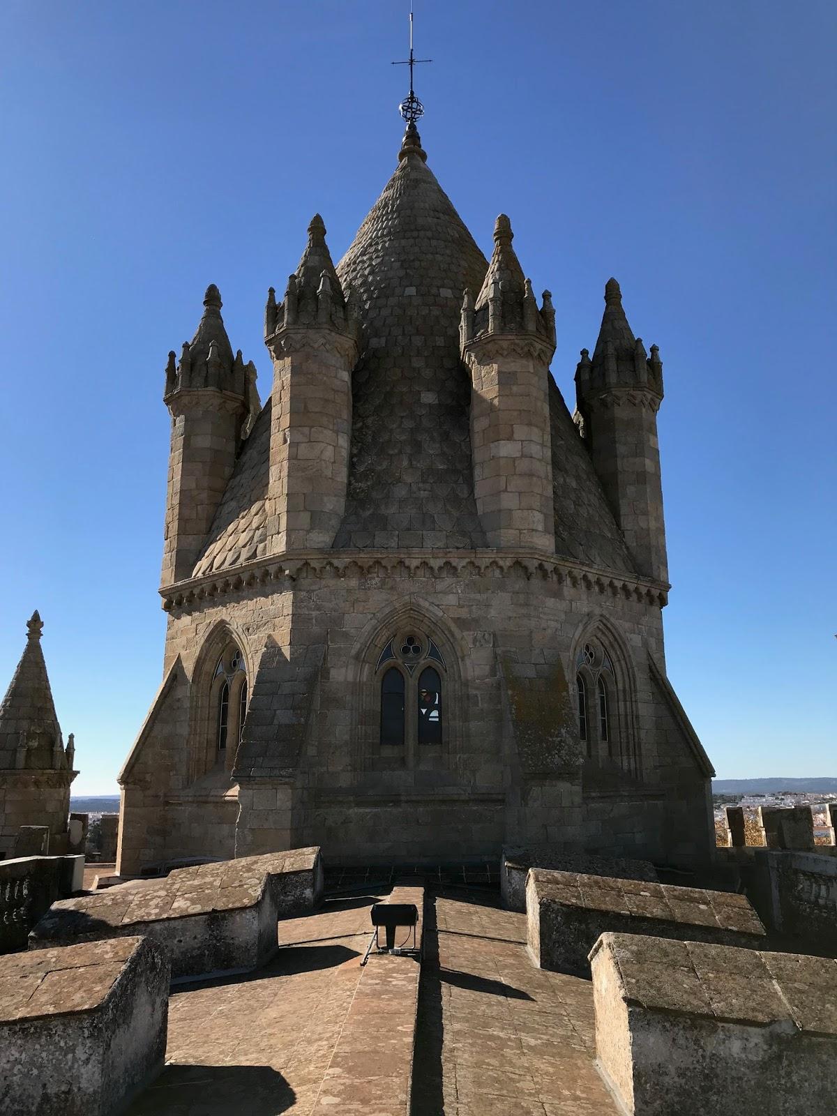 Catedral de Évora - Torre