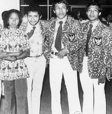 Olympian Indonesia 1976