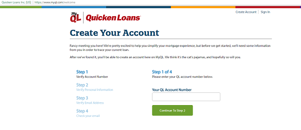 Quicken Loan Login