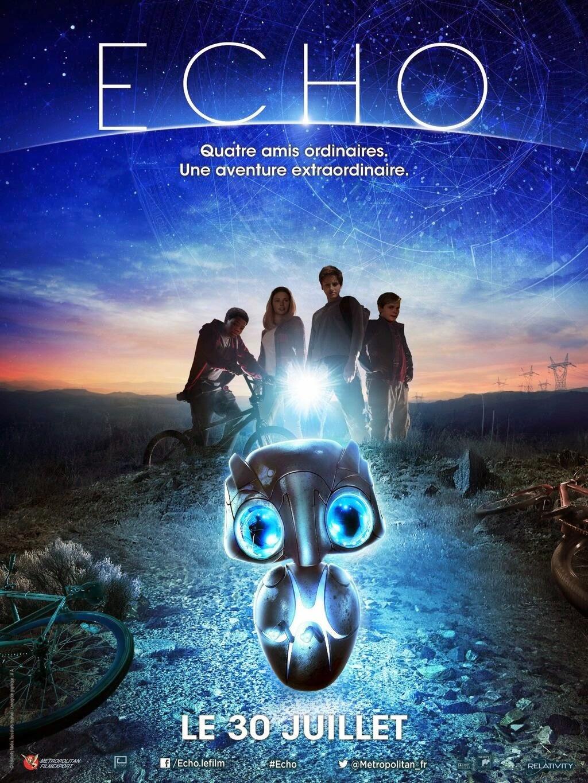 Terra Para Echo – Dublado (2014)