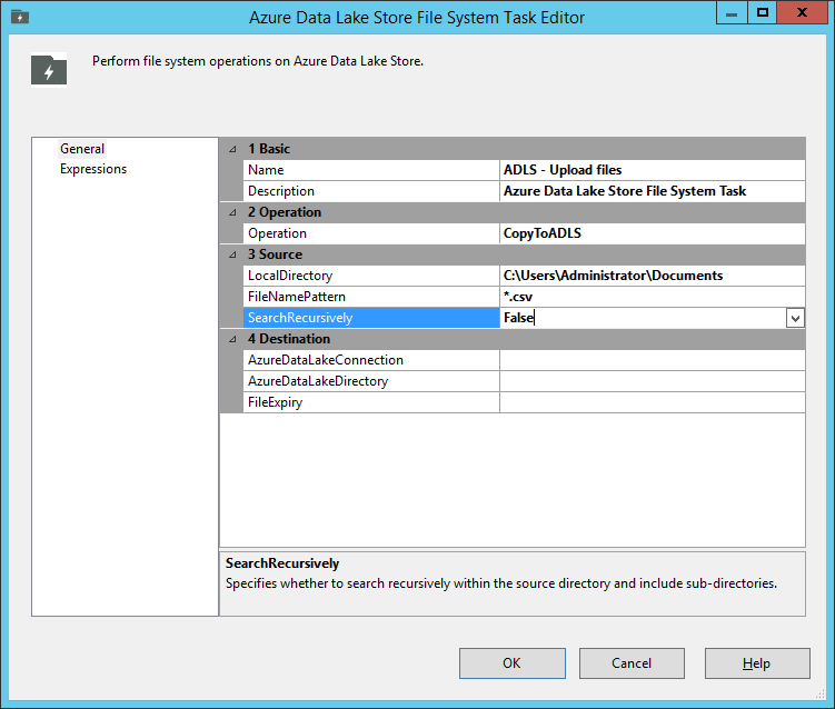 Microsoft SQL Server Integration Services: August 2017
