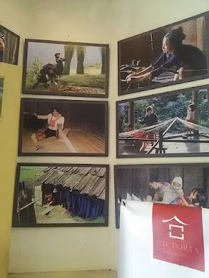 ベトナム・サパ工芸館