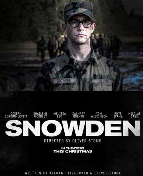 Snowden – Herói ou Traidor Legendado
