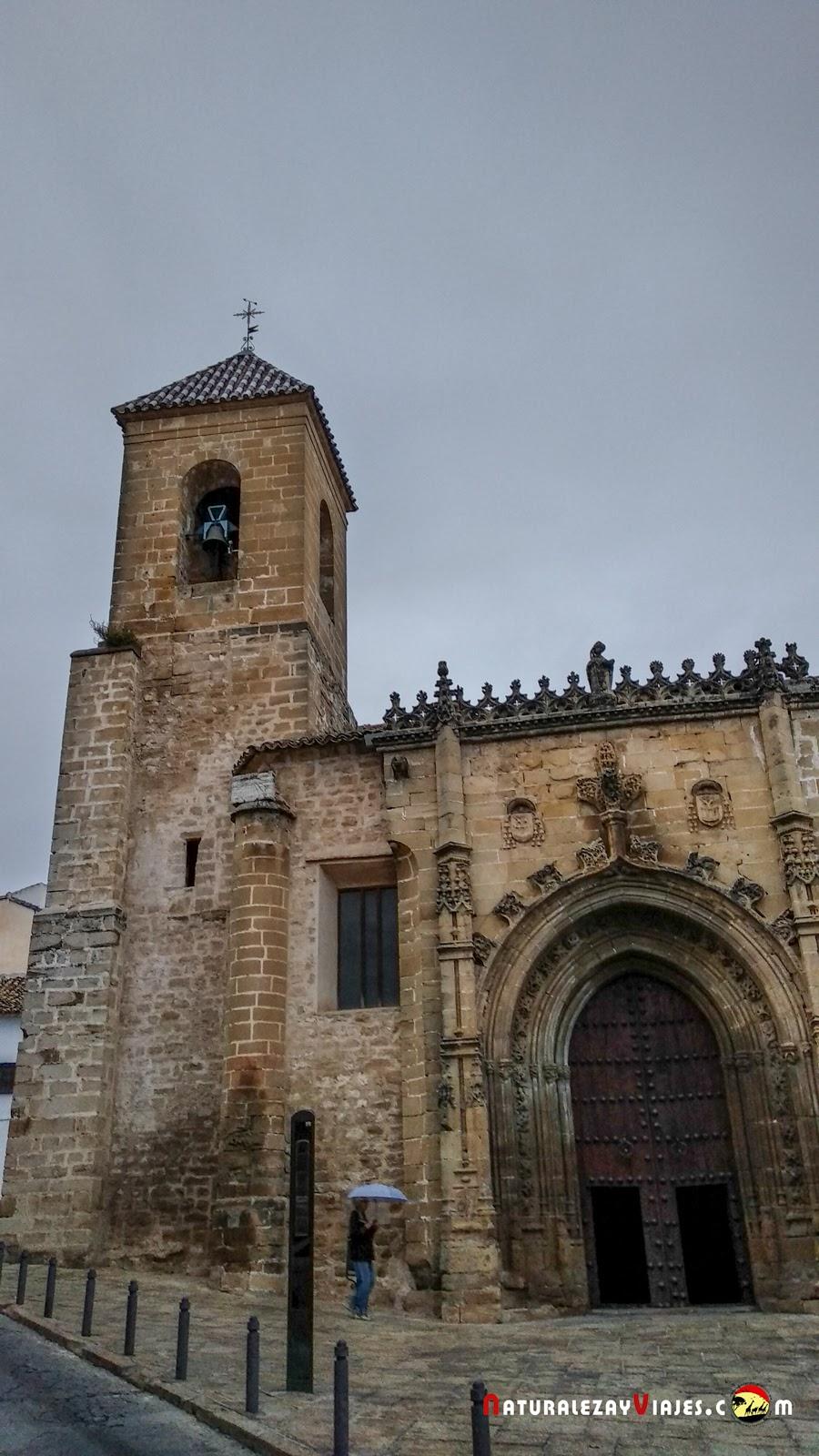 Iglesia de San Nicolás, Úbeda