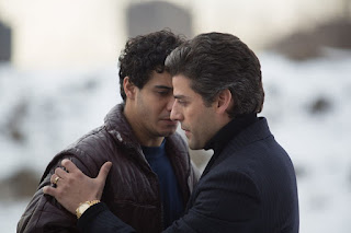 a most violent year-elyes gabel-oscar isaac