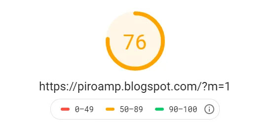 Piroamp Responsive Personal Blog Tutorial Blogger Template Theme