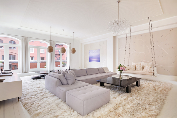 Gwyneth Paltrow's Manhattan Penthouse