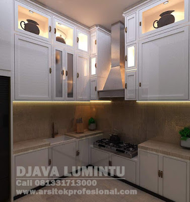 Ide Kitchen Set Minimalis Surabaya