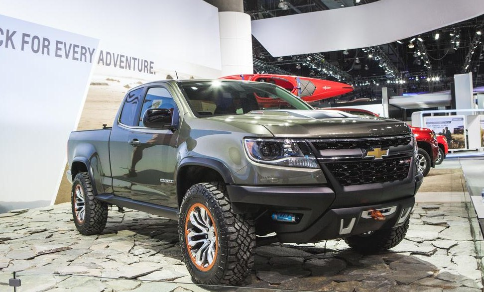 2018 chevrolet colorado zr2. interesting colorado the highest good quality performance is going to be shipped by simply just  2018 chevy colorado zr2 this inside the improved platform and chevrolet colorado zr2 e