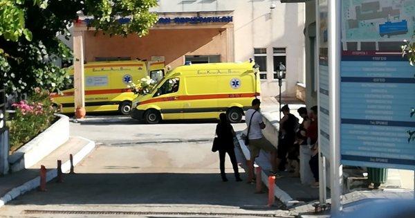 Επίθεση με τσεκούρι στην Κοζάνη: Η κάμερα της ΔΟΥ κατέγραψε το γεγονός
