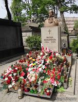 Grób Marii Konopnickiej, Cmentarz Łyczakowski we Lwowie