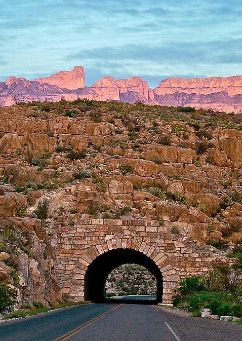 This Texas drive is just over 250 miles long and  each day you'll feel like your on the backdrop of a classic Western movie.