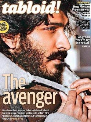 @instamag-harshvardhan-kapoor-avenger-cover