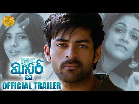 Mister Telugu Movie Official Theatrical Trailer | Varun Tej | Lavanya Tripathi | Hebah Patel |Sreenu Vaitla
