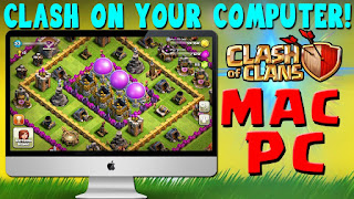 Download Clash of Clans for PC, Cara Download COC Di PC