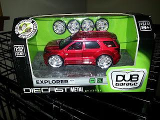 DUB Garage Ford Explorer