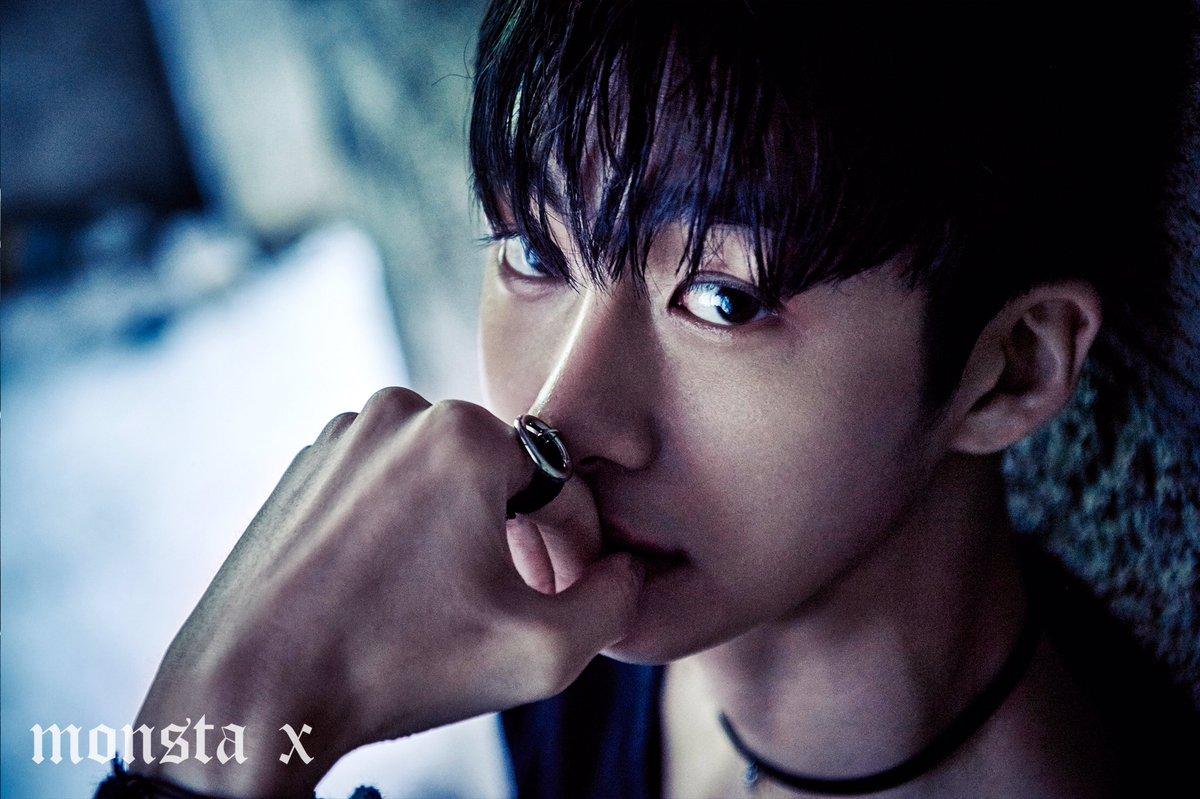 Shownu Dan Hyungwon Monsta X Keren Di Foto Teaser Stuck Kpop Chart Blog