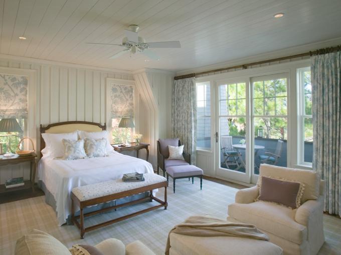 Hydrangea Hill Cottage: Board And Batten Interiors
