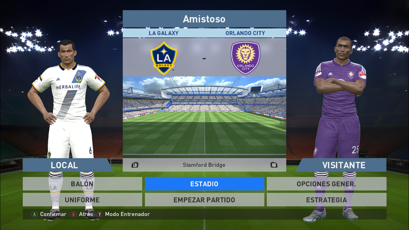 Smoke Patch 8.1 / FULL Version / Pes2016 Pc / RELEASED ...