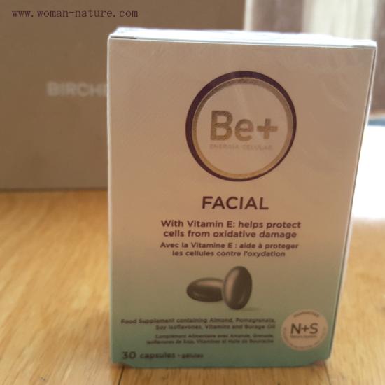 Be+ facial cápsulas