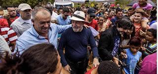 IBOPE: se as eleições fossem hoje, o ex-presidente Lula seria novamente eleito presidente