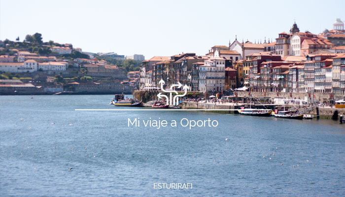 Mi viaje a Oporto Portugal