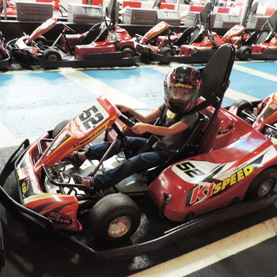 Sofia's K1 Speed race experience helped her become more race ready.