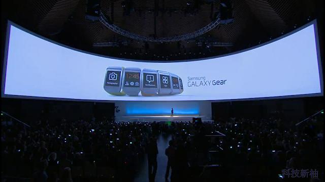 詳盡報導 SAMSUNG Galaxy Note 3、Note 10.1、 Galaxy Gear 發表會內容 Galaxy+Gear+-02