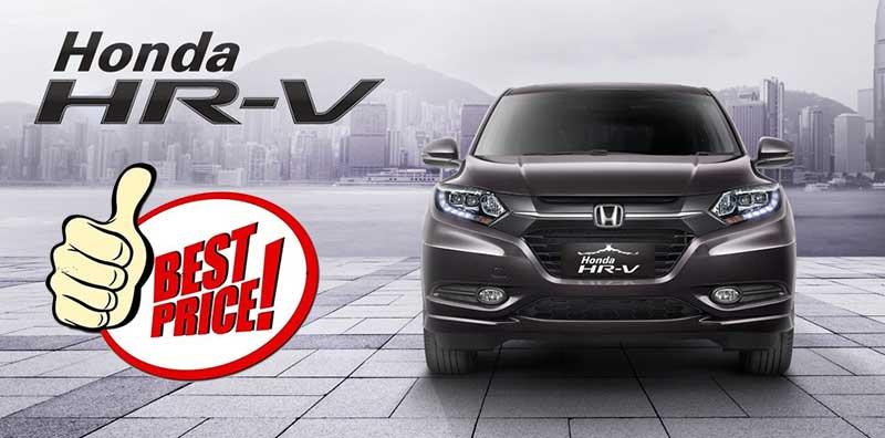 Harga Honda HRV Bandung
