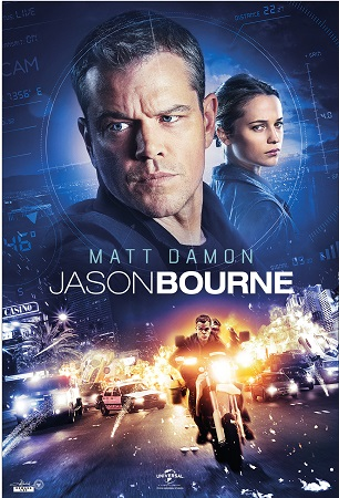 Film Jason Bourne 2016 Bioskop