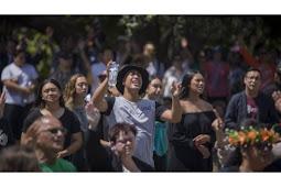 Ratusan Umat Kristen NZ Demo Dihapusnya Kata Yesus dari Doa Resmi