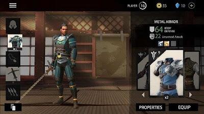 Shadow fight 3 unlock weapons mod apk