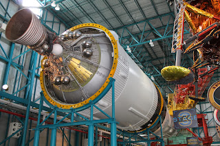 Módulos de las naves del proyecto Apollo