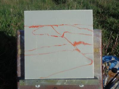 alberta landscape painting #95
