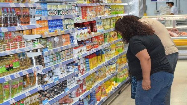 Canasta básica argentina registra un aumento de 30.7 por ciento