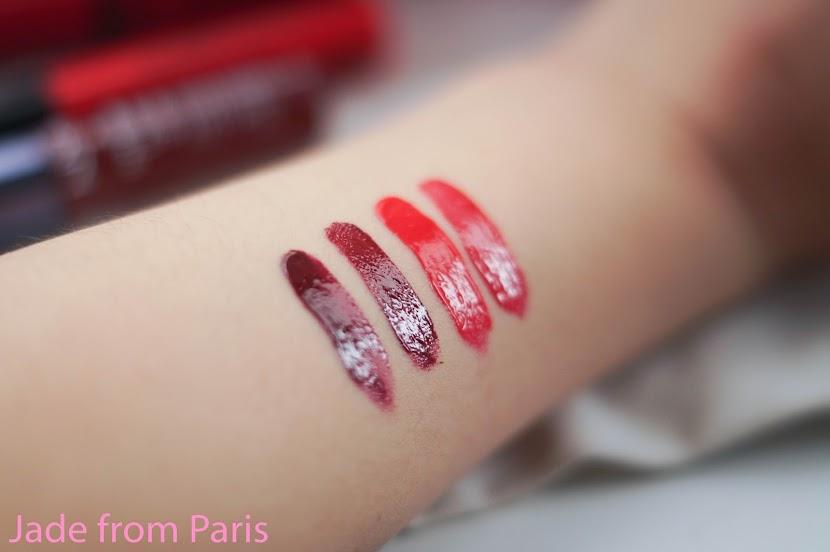 lip lustre nyx