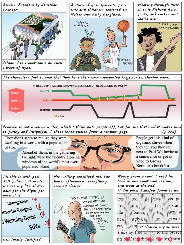 http://comiccrits.blogspot.com/2011/01/freedom-by-jonathan-franzen.html