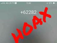 Hoax Nomor Telepon Aneh Bisa Merusak HP