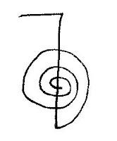 Reiki ChoKuRei Symbol