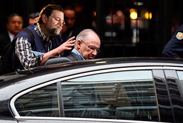 el villano arrinconado, humor, chistes, reir, satira, Rajoy, Rato