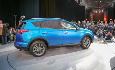 2016 Toyota RAV4 Hybrid Release Date