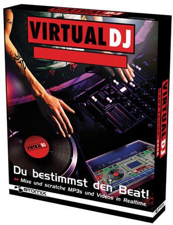 Download Crack Atomix Virtual Dj pro 7.0.5 For free Full Version